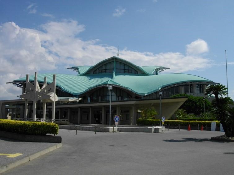 宜野湾市(ぎのわんし)