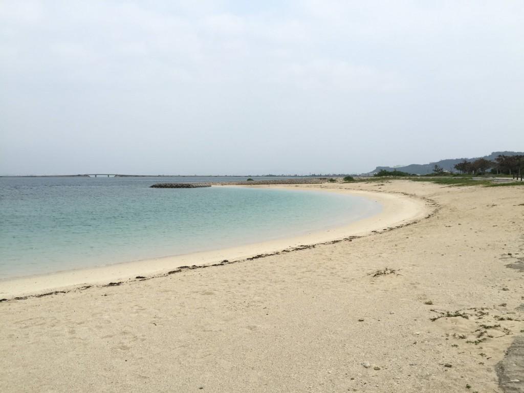 浜比嘉島浜ビーチ