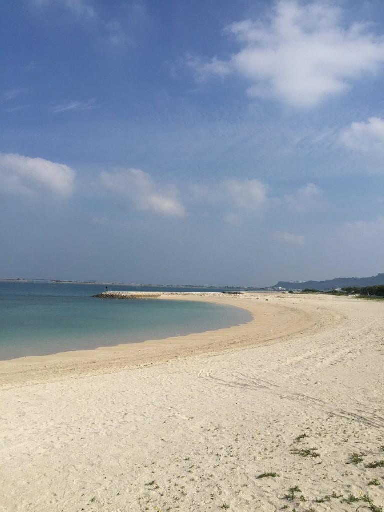 浜比嘉島浜ビーチ_2