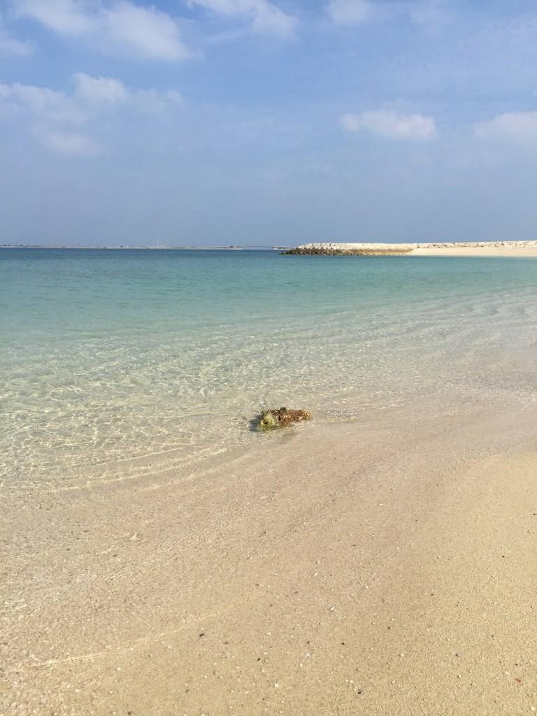 浜比嘉島浜ビーチ_3